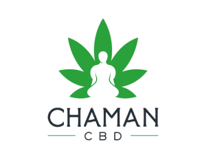 Chaman CBD Logo Transparent background