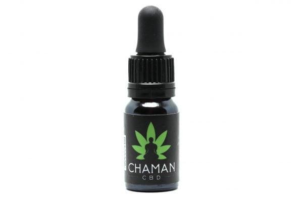 Huile CBD Full Spectrum Bio à base d'huile de graines de chanvre organique, large spectre de cannabinoïdes