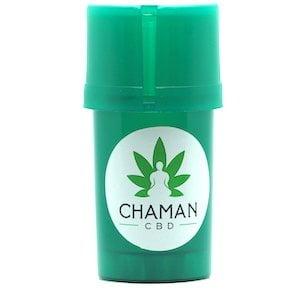 pot plastique grinder cannabis