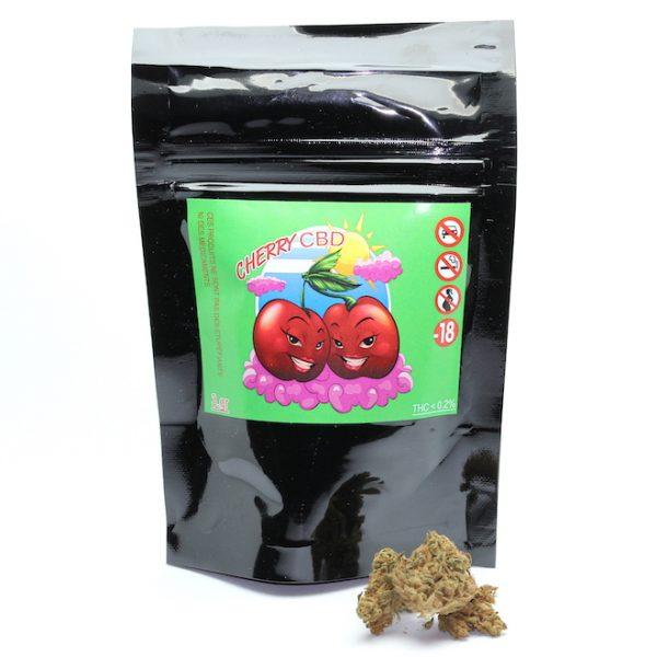 Cherry CBD 3g pack